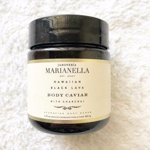 Hawaiian Black Lava Body Caviar with Charcoal